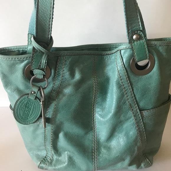 e65b04332c0 Fossil Bags   Zb3604 Long Live Vintage Mint Shoulder Bag   Poshmark